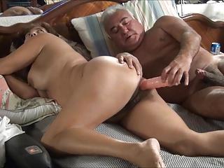 ASIAN WIFE Appreciate DILDO Plus COCK