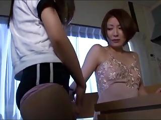 Hot Asian Schoolgirl Seduces Helpless Teacher