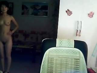 Asian movable webcam hacked 70