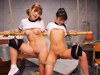 Japanese Bondage Sex Intense BDSM Sexual Punishment