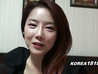 KOREA1818.COM - Hot Korean Girl Filmed for SEX