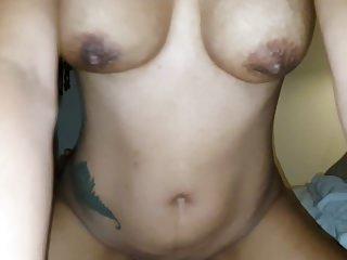 Pemusha Wife Rides roughly 2 Orgasms