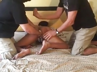 Asian Thai Tie the knot Anal Fisting