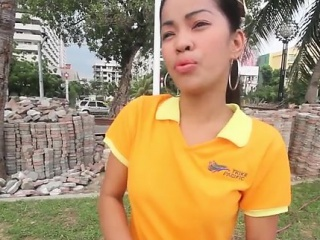 Thai sweetheart cannot enjoy yourselves lacking there cock there mouth