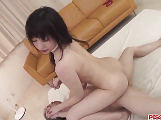 Top rated Arisa Nakano Japanese group porn