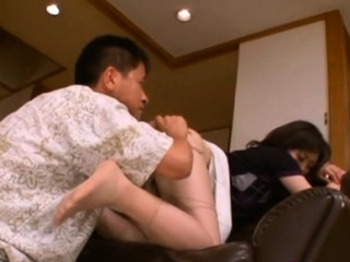 Curvy japanese honey goes down on collide with and rides vigorously