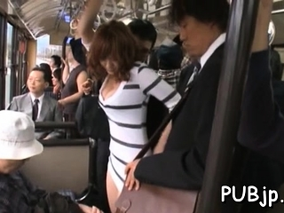 Dramatic nipponese live-in lover Yuma Asami adores being nailed