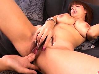 Busty Airu Oshima feels coc- More elbow Japanesemamas.com