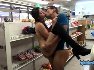 Jav Amateur Mizuki Fucks In Public Reconcile Store