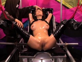 F55 Chelsea Latex Dom bdsm bondage slave femdom domination