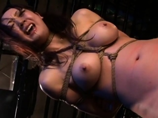 Japanese BDSM Super slave within