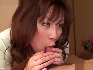 Best Japanese girl in Exotic Handjobs, JAV Uncensored JAV instalment