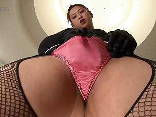 Crazy Japanese girl in Exotic Masturbation, Solo Womanlike JAV movie