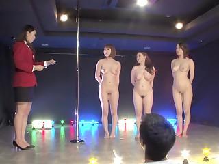 Horny Japanese slut in Hottest Public, HD JAV movie