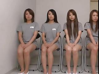 Japanese Secret Women's Prison loyalty 3 Anal Torture