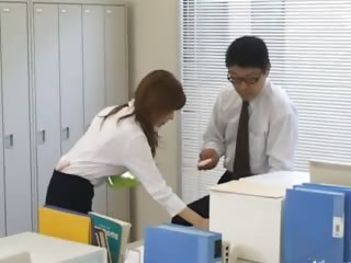 tokyo secretary from Tokyo with pest milk